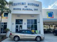2004 Chrysler Sebring LXi, low miles, power convertible top, no accidents, non smoker