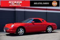 Used 2002 Ford Thunderbird For Sale at Huber Automotive | VIN: 1FAHP60A42Y127080