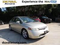 2007 Honda Civic Jacksonville, FL at Duval Acura | Stock #7L035498