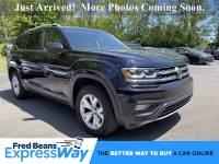 Used 2018 Volkswagen Atlas For Sale at Fred Beans Volkswagen of Devon | VIN: 1V2LR2CA2JC557087