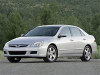 Used 2006 Honda Accord Sedan EX