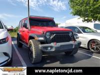 2019 Jeep Wrangler Unlimited Sport SUV In Orlando, FL Area