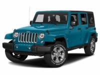 Pre-Owned 2018 Jeep Wrangler JK Unlimited Unlimited Sahara SUV
