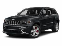 Pre-Owned 2016 Jeep Grand Cherokee SRT SUV