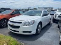 Used 2012 Chevrolet Malibu For Sale at Jim Johnson Hyundai | VIN: 1G1ZA5EUXCF294773