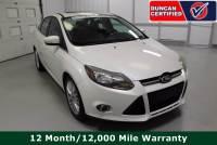 Used 2013 Ford Focus For Sale at Duncan's Hokie Honda | VIN: 1FADP3J24DL121719