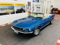1969 Ford Mustang - CONVERTIBLE - 302 ENGINE - AUTO TRANS - SEE VIDEO -