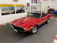 1969 Ford Mustang - SHELBY GT 500 - CONVERTIBLE - 4 SPEED -