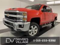 Used 2018 Chevrolet Silverado 2500 HD For Sale at Burdick Nissan | VIN: 1GC1KWEY4JF195566