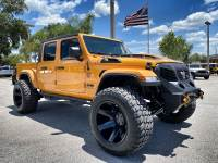Used 2021 Jeep Gladiator NACHO LIBRE GLADIATOR LIFTED FAB FOUR OCD