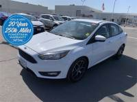 Used 2017 Ford Focus SEL For Sale in Bakersfield near Delano | 1FADP3H23HL206496