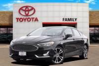 Used 2019 Ford Fusion Titanium Sedan