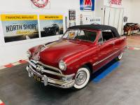 1950 Ford Custom -CONVERTIBLE - SHOW QUALITY RESTORATION - SEE VIDEO -