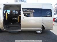 Toyota mini van for sale.