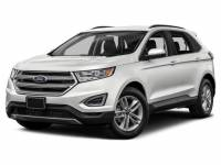 Magnetic Metallic Used 2017 Ford Edge SEL AWD For Sale in Moline IL | S21893B