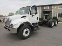 Used 2006 International 7400 Tandem Cab-Chassis