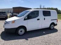 2016 Chevrolet City Express LT Cargo Van w/ Partition LT