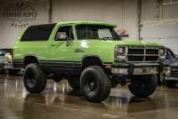 1989 Dodge Ramcharger AW-100