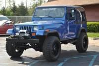 1995 Jeep Wrangler SE 2dr 4X4 for sale in Flushing MI