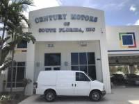2005 Chevrolet Astro Cargo Van CARGO VAN 4.3 V 6