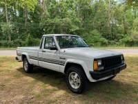1991 Jeep Comanche Pioneer