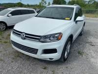 2014 Volkswagen Touareg 3.6L Sport