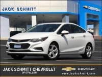 Certified Pre-Owned 2018 Chevrolet Cruze Premier VIN 1G1BF5SM5J7182056 Stock Number 40947-1