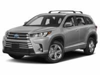 Pre-Owned 2019 Toyota Highlander Hybrid Limited Platinum
