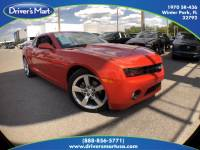 Used 2012 Chevrolet Camaro 2LT For Sale in Orlando, FL (With Photos) | Vin: 2G1FC1E36C9111634