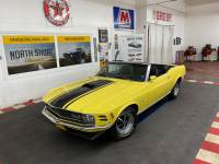 1970 Ford Mustang - CONVERTIBLE - HIGH QUALITY DRIVER -