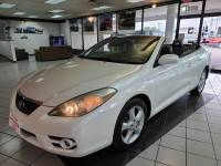 2007 Toyota Camry Solara SLE V6 2DR CONVERTIBLE for sale in Cincinnati OH