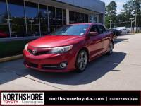 Used 2012 Toyota Camry 4dr Sdn V6 Auto SE
