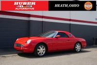 Used 2002 Ford Thunderbird For Sale at Huber Automotive | VIN: 1FAHP60A32Y130665