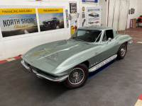 1966 Chevrolet Corvette - MOSPORT GREEN COUPE - 390 HP 427 ENGINE - 4 SPEED - SEE VIDEO