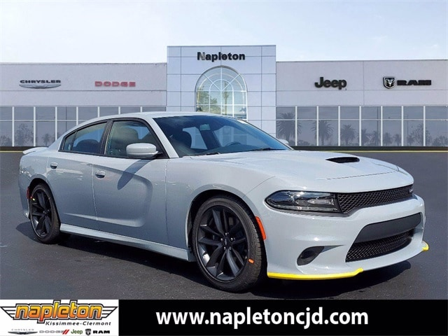 Photo 2021 Dodge Charger GT Sedan In Clermont, FL