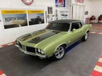 1972 Oldsmobile Cutlass - FUEL INJECTED 350 ENGINE - MODERN UPGRADES - SEE VIDEO