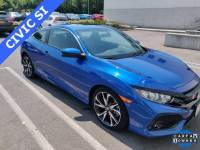 Certified 2019 Honda Civic Si Coupe