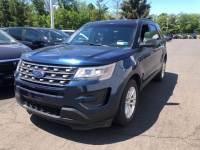 2017 Ford Explorer Base 4WD SUV