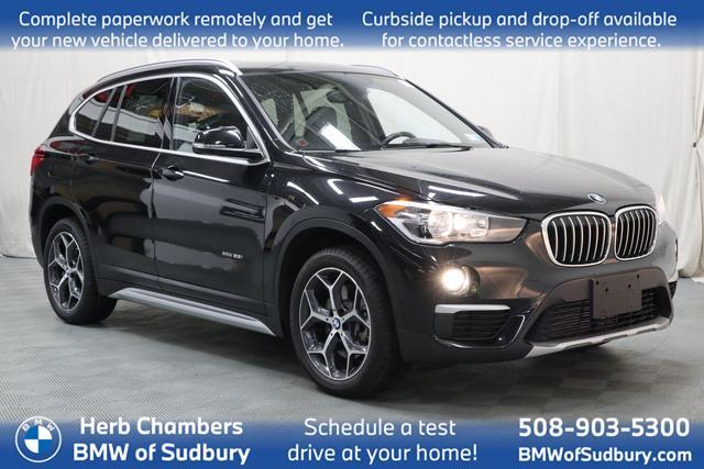 Photo 2018 BMW X1 xDrive28i SAV for sale in Sudbury, MA