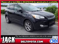 Used 2015 Ford Escape Titanium For Sale in Thorndale, PA   Near West Chester, Malvern, Coatesville, & Downingtown, PA   VIN: 1FMCU9JX7FUB35636