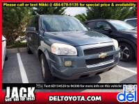 Used 2006 Chevrolet Uplander LT w/1LT For Sale in Thorndale, PA   Near West Chester, Malvern, Coatesville, & Downingtown, PA   VIN: 1GNDV33LX6D134520