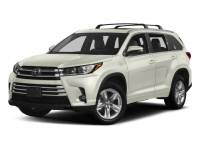 2017 Toyota Highlander Limited - Toyota dealer in Amarillo TX – Used Toyota dealership serving Dumas Lubbock Plainview Pampa TX