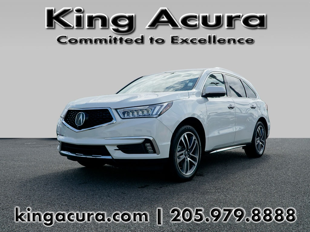 Photo Certified Pre-Owned 2018 Acura MDX FWD wAdvance Pkg for Sale in Hoover near Homewood, AL
