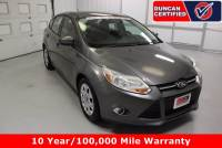 Used 2012 Ford Focus For Sale at Duncan Hyundai | VIN: 1FAHP3K20CL395529