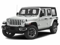 Used 2018 Jeep Wrangler Unlimited Sahara SUV