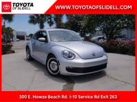 Used 2015 Volkswagen Beetle Coupe 1.8T Classic Hatchback