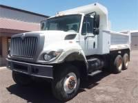 6x6 Dump Truck 47 K Miles