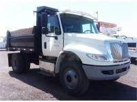 16 K Miles Dump Truck