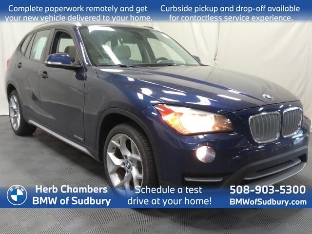 Photo Pre-Owned 2014 BMW X1 xDrive28i xDrive28i SAV in Sudbury, MA