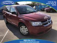 Used 2018 Dodge Journey SE For Sale in Orlando, FL (With Photos) | Vin: 3C4PDCAB6JT443679